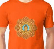 Colorful Buddha Mandala Unisex T-Shirt