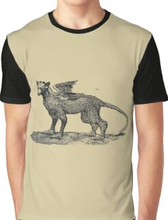 The Last Guardian - Trico Bestiary Image Graphic T-Shirt