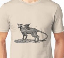 The Last Guardian - Trico Bestiary Image Unisex T-Shirt