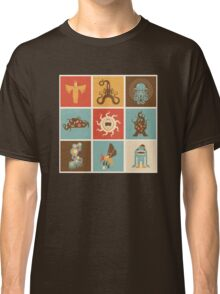 The Lovecraftian Squares Classic T-Shirt