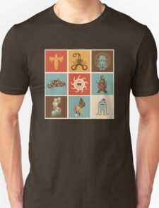 The Lovecraftian Squares T-Shirt