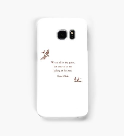 Looking at the Stars Samsung Galaxy Case/Skin