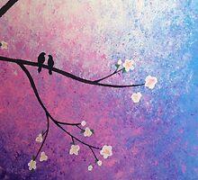 Lovebirds by AprilStrange