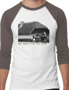 get ready for the trip! Men's Baseball ¾ T-Shirt