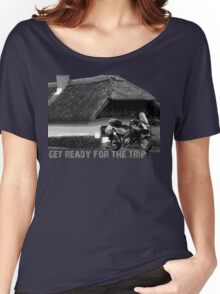 get ready for the trip! Women's Relaxed Fit T-Shirt
