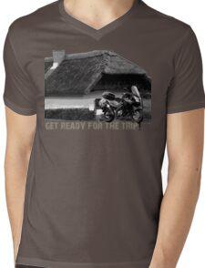 get ready for the trip! Mens V-Neck T-Shirt