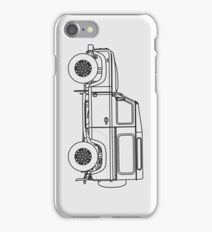 Defender 2,000,000 iPhone Case/Skin