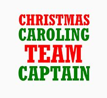 CHRISTMAS CAROLING TEAM CAPTAIN Men's Baseball ¾ T-Shirt