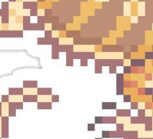 Bearded Dragon Sprite Sticker Sticker
