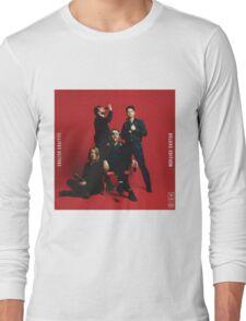 The Vaccines - English Graffiti Album Cover Long Sleeve T-Shirt