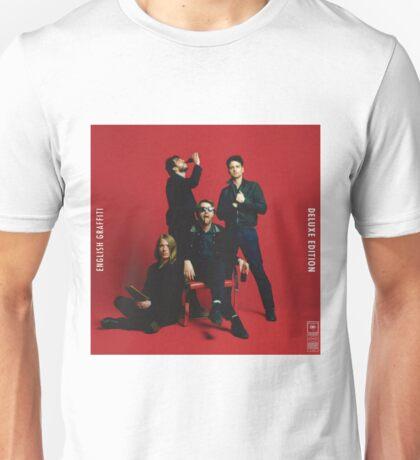 The Vaccines - English Graffiti Album Cover Unisex T-Shirt