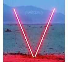 Maroon 5 - V Photographic Print