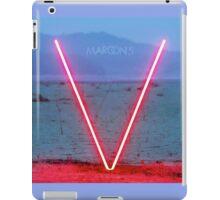 Maroon 5 - V iPad Case/Skin