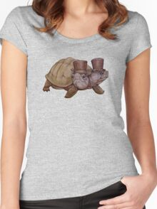 Terrapin Terror Twins Women's Fitted Scoop T-Shirt