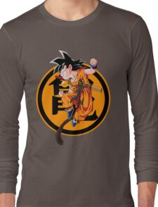 Dragon ball- goku Long Sleeve T-Shirt