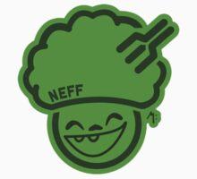 Neff Hippie Logo by Monsturr