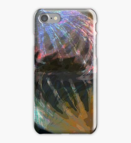 Broken Glass 02 iPhone Case/Skin