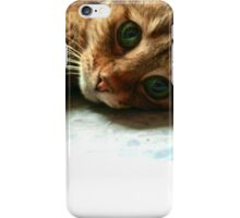 Green Eyed Monster iPhone Case/Skin