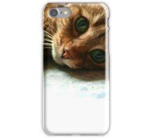 Green Eyed Monster iPhone Case/Skin