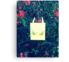 Osseous Blossoms Canvas Print