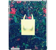 Osseous Blossoms iPad Case/Skin