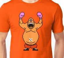 King Hippo sprite - Punch Out! Unisex T-Shirt