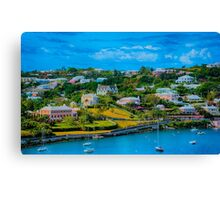 A View to Kill Canvas Print