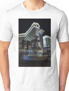 One Very Elegant Reproduction - Venice Recreated at the Venetian Las Vegas Unisex T-Shirt