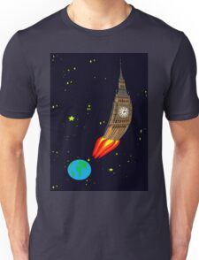 The British Space Programme  Unisex T-Shirt