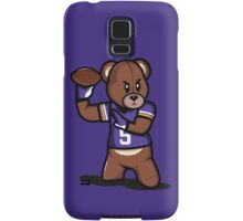 VICTRS - Teddy Football™ Samsung Galaxy Case/Skin