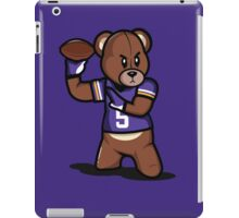 VICTRS - Teddy Football™ iPad Case/Skin