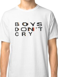 Frank Ocean BOYS DONT CRY Classic T-Shirt