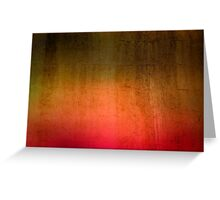 Colorful abstrackt texture background closeup Greeting Card