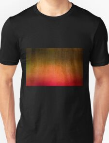 Colorful abstrackt texture background closeup Unisex T-Shirt