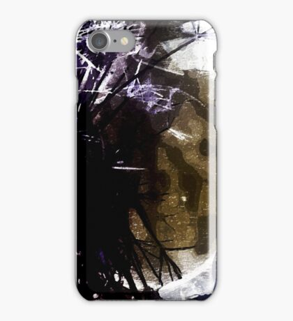 Broken Glass 09 iPhone Case/Skin