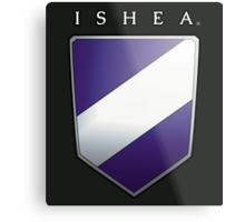 Ishean Coat of Arms Metal Print