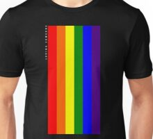 Rainbow Loving Someone Unisex T-Shirt