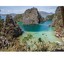 Postcard from Coron Island Photographic Print