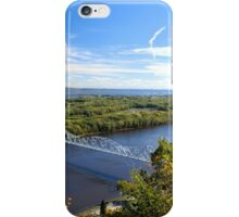 Black Hawk Bridge iPhone Case/Skin