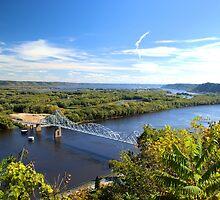 Black Hawk Bridge by Duane Sr
