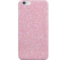 *:*Pink Glitter*:.* iPhone Case/Skin