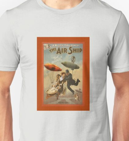 The Air Ship a Comedy Unisex T-Shirt