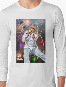 Jeff Keith of Tesla Long Sleeve T-Shirt