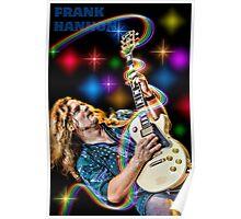 Frank Hannon of Tesla Poster