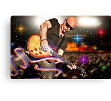 Jimmy Stafford of Train Canvas Print