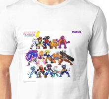 Kid Soldier PCA 6 Game Sprites Picture Unisex T-Shirt