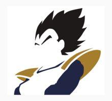 Dragon Ball Z: Vegeta (Minimalist) T-Shirt