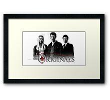 The Originals Framed Print