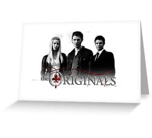 The Originals Greeting Card