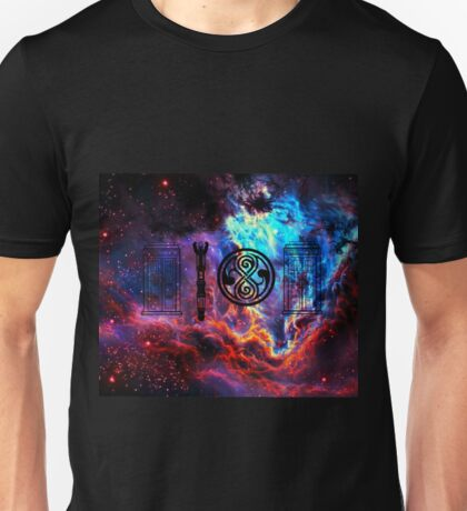 Dr Who Galaxy Unisex T-Shirt